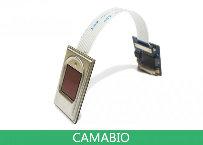 CAMA-SM30 Biometric Capacitive Fingerprint Sensor With Live Finger Detection Function