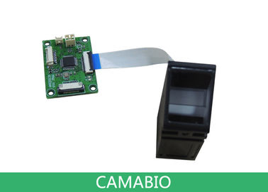 CAMA-SM27 ISO 19794-2/19794-4 Biometric Optical USB Fingerprint Reader