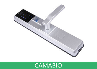 China CAMA-C010  Keyless Keypad Fingerprint Biometric Deadbolt Door Lock supplier