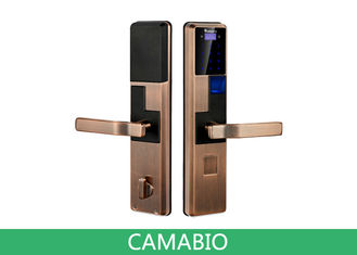 CAMA-C010 Biometric Security Door Lock For Entrance Access Control
