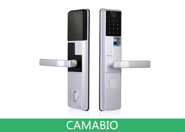 CAMA-C010 Keyless Biometric Door Lock 3.3V Voltage With Deadbolt Lock Latches