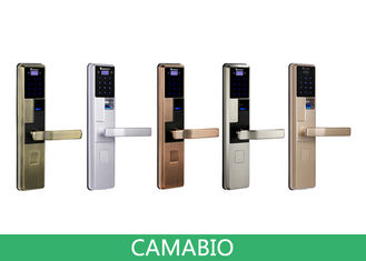 CAMA-C010 Biometric Smart Home Digital Door Lock With Temperary Password APP
